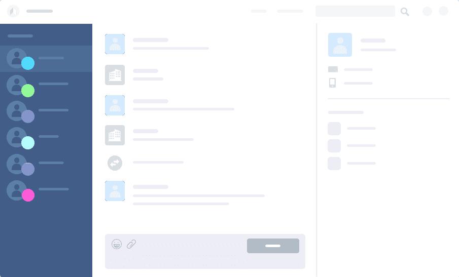 Callbell | Logiciel de Service Client et Chat pour WhatsApp, Facebook Messenger, Instagram et d'autres Applications de Chat