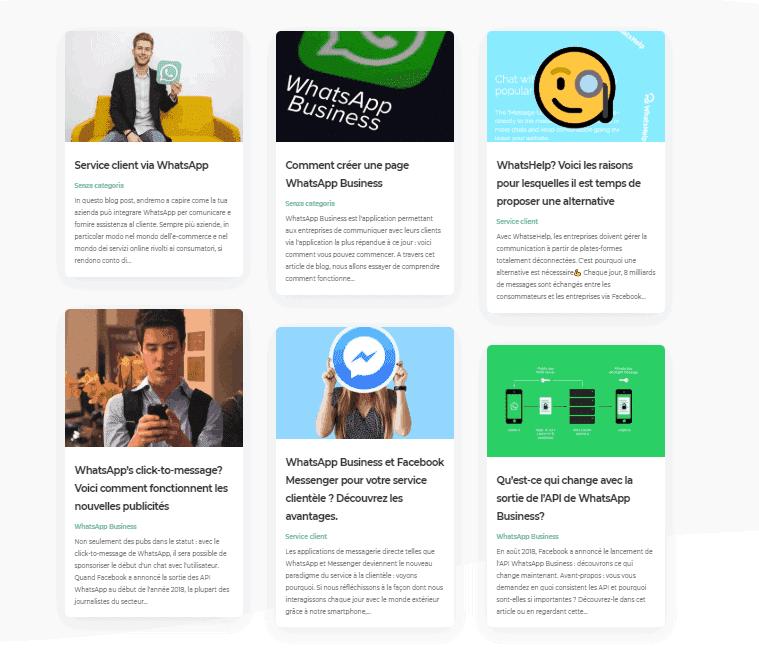 Blog FR - Comment utiliser Whatsapp pour le support client [guide 2020]