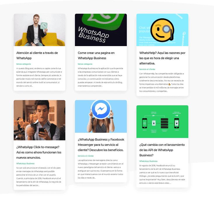 Blog es - Cómo utilizar Whatsapp para la atención al cliente [guía 2020]
