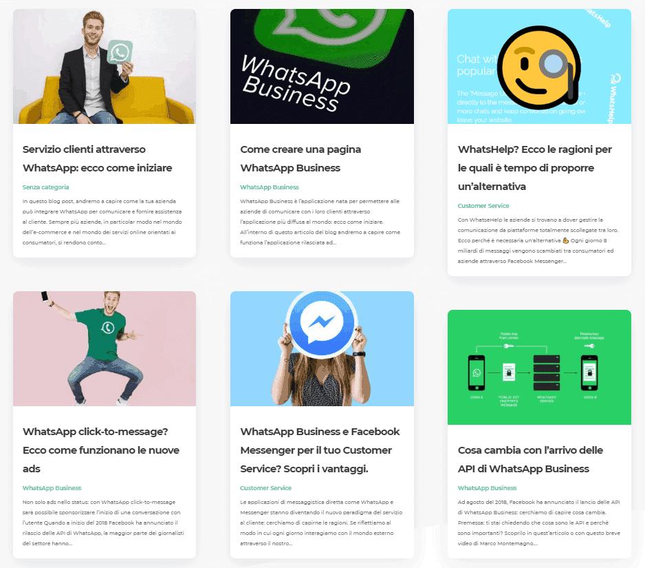 Callbell Blog - Come usare WhatsApp per l'assistenza clienti [guida 2021]