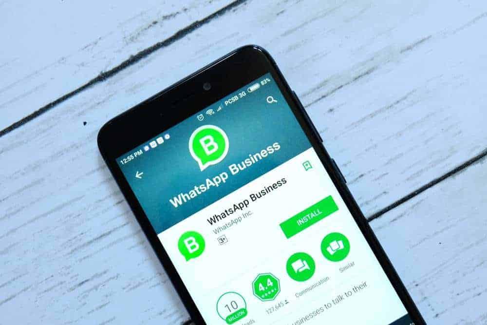 Como criar um perfil no WhatsApp Business