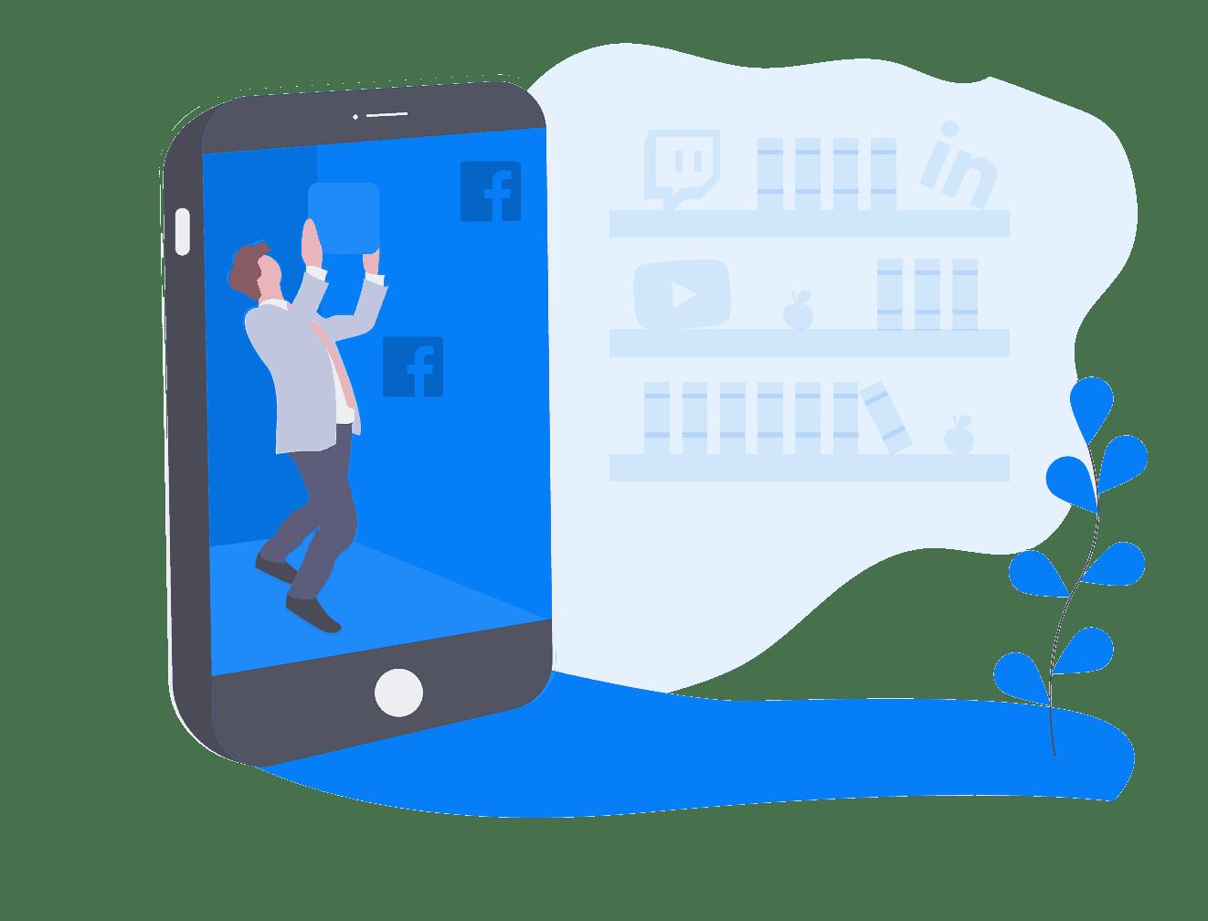 Piattaforma di servizio clienti per Facebook Messenger