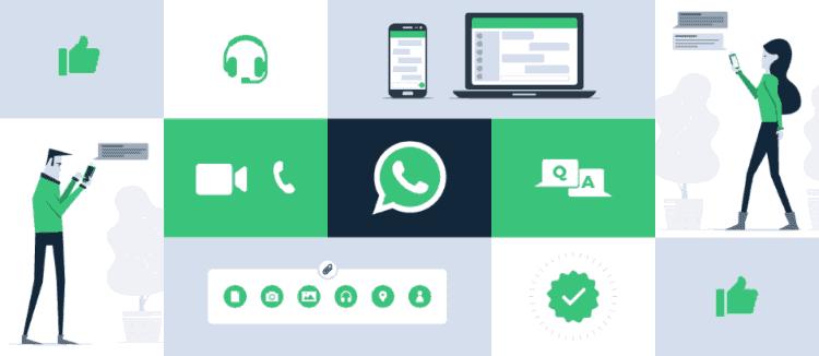 Comment être trouvé avec WhatsApp Business