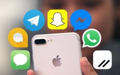 Come usare le applicazioni di messaggistica per il servizio clienti