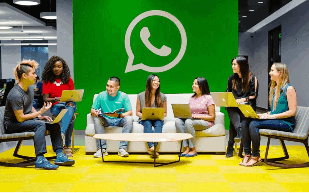WhatsApp per team: ecco come iniziare