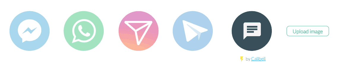 Integrate Telegram with a chat widget
