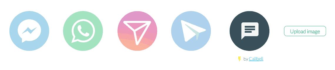 Intégrez Telegram à un widget de chat