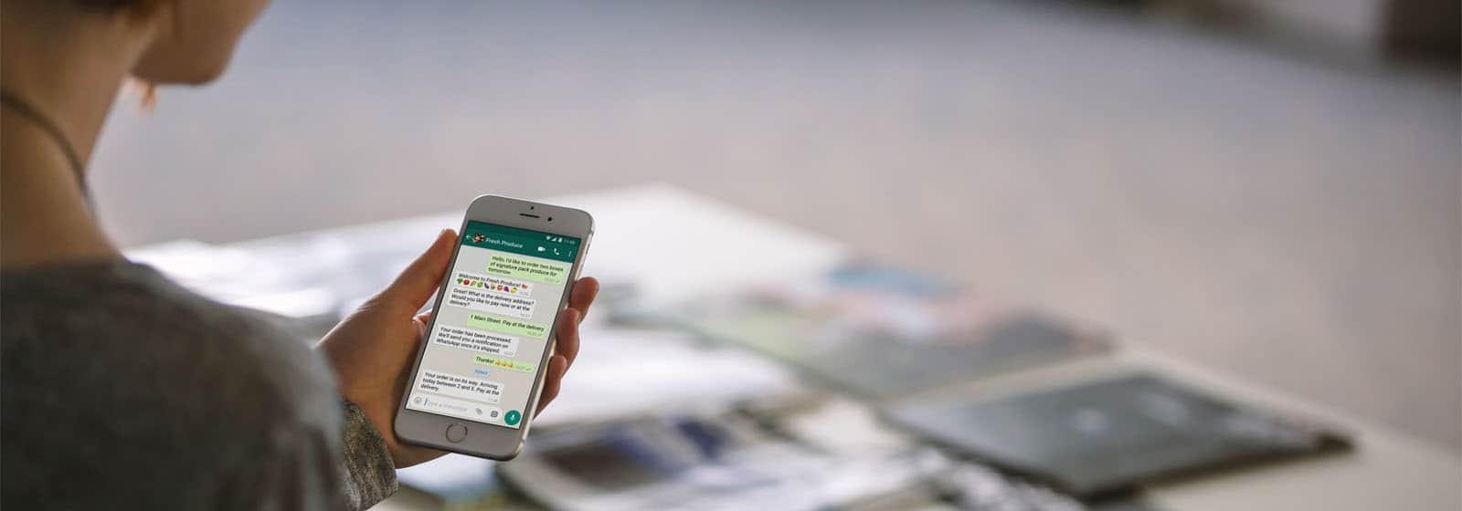 WhatsApp: voici ce qui a changé avec l'arrivée de l'API
