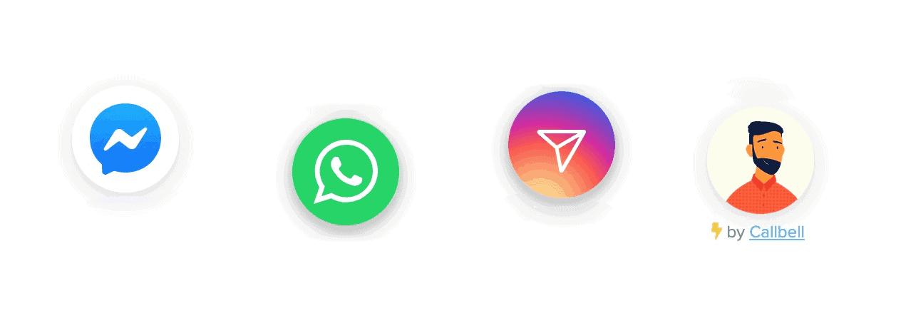 WhatsApp Widget di Callbell