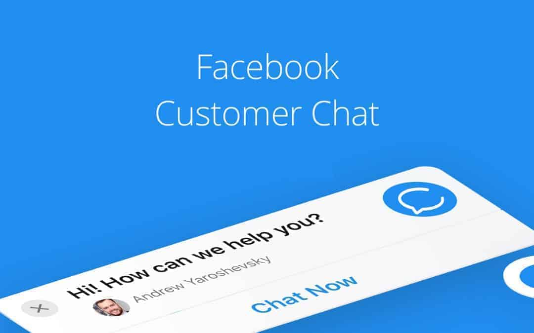 How to add Facebook Messenger Chat to your WordPress website