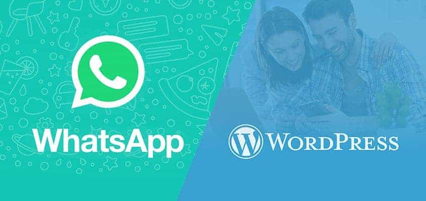 Como inserir um link do WhatsApp Click-to-Chat no WordPress