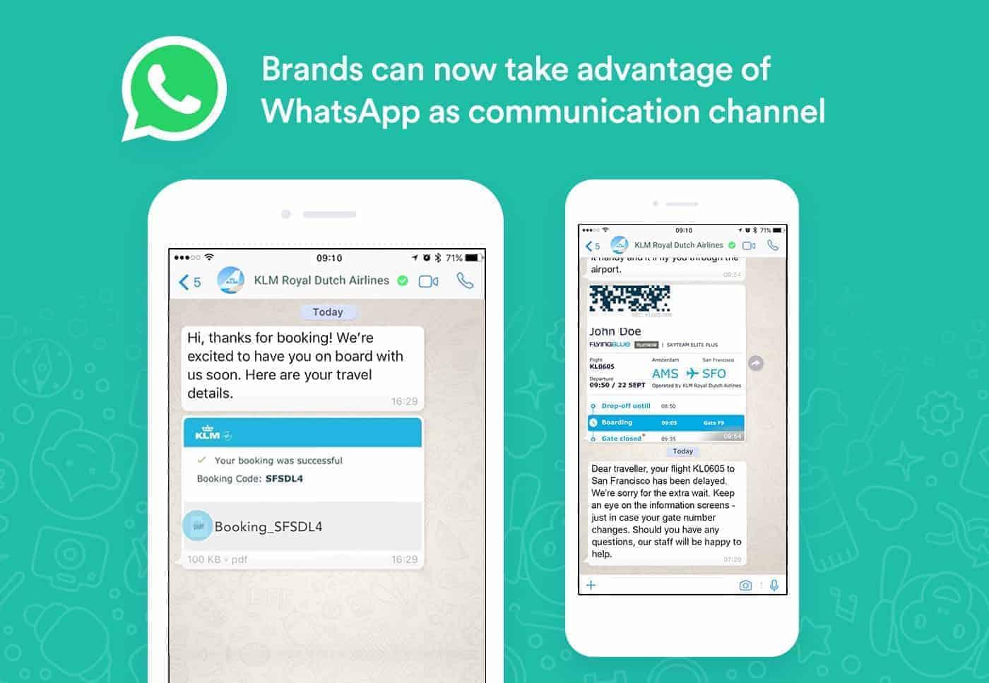 Quelles sont les solutions permettant d'utiliser WhatsApp en mode multi-utilisateur?