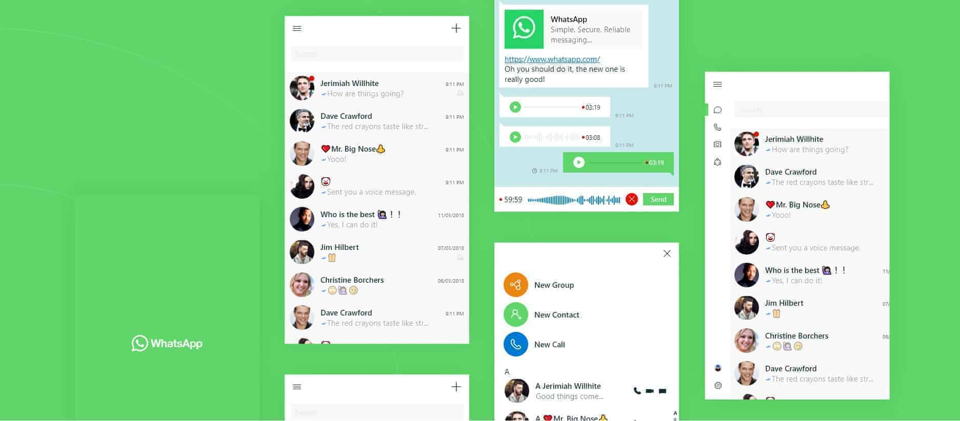 Integrate WhatsApp to a CRM system