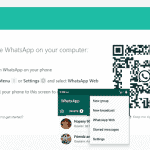 whatsapp web 150x150 - Open WhatsApp from multiple computers simultaneously