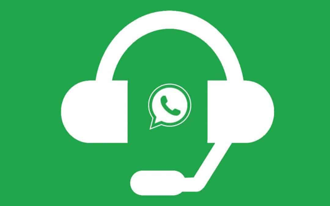 CRM integrated with WhatsApp Business for customer support