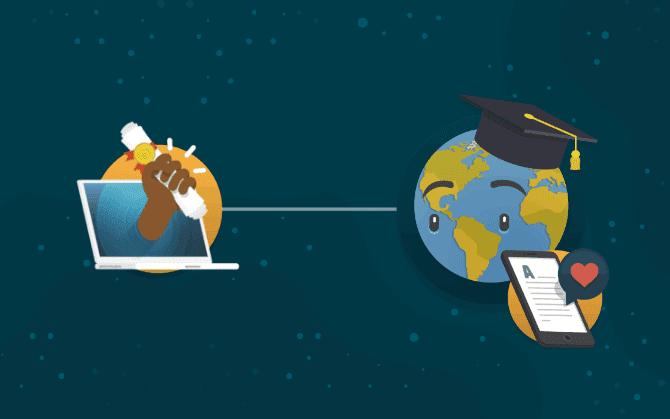 E-learning desde casa