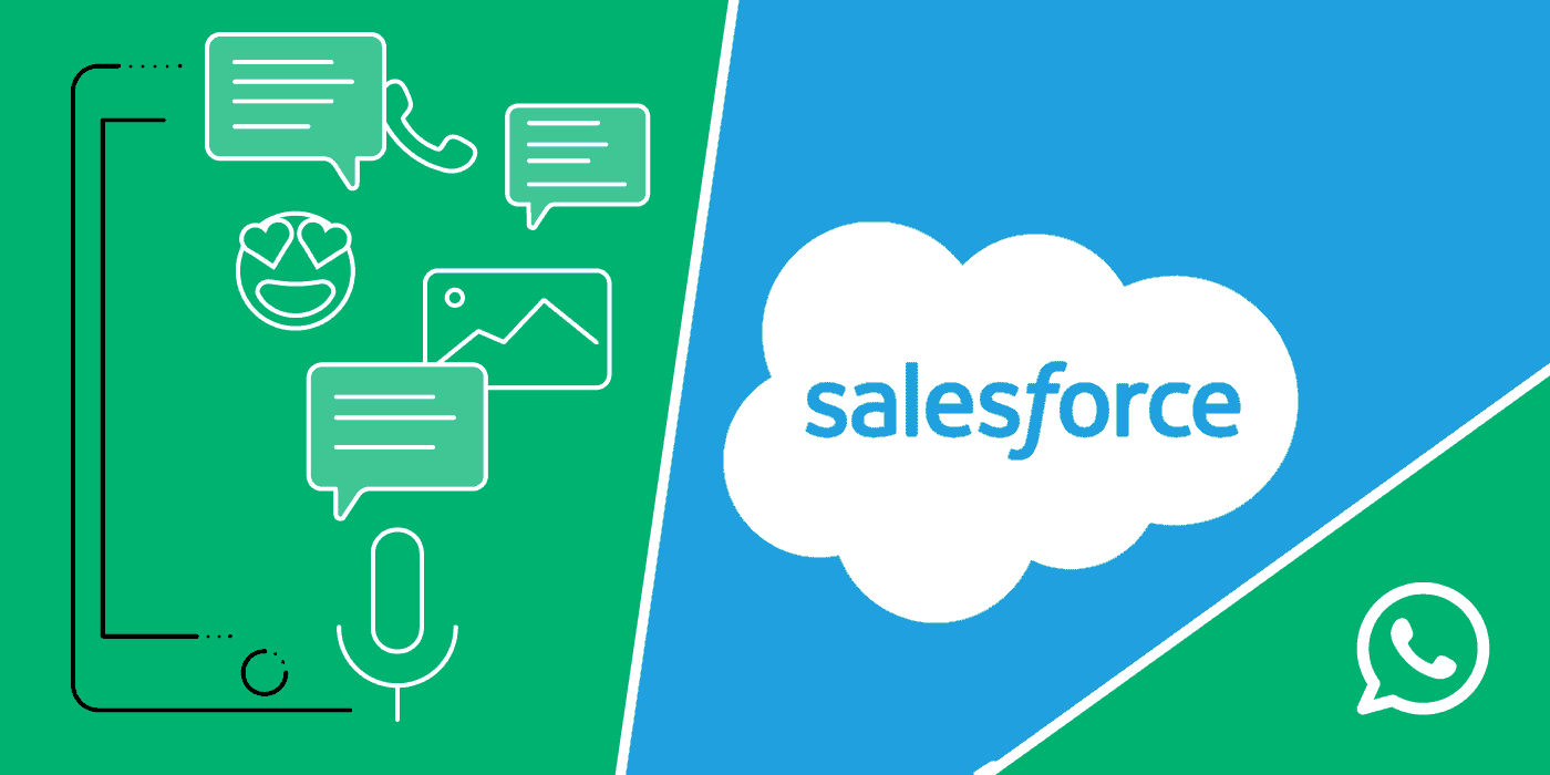 Integrate WhatsApp to Salesforce