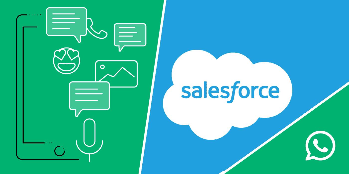 Integrare WhatsApp a Salesforce
