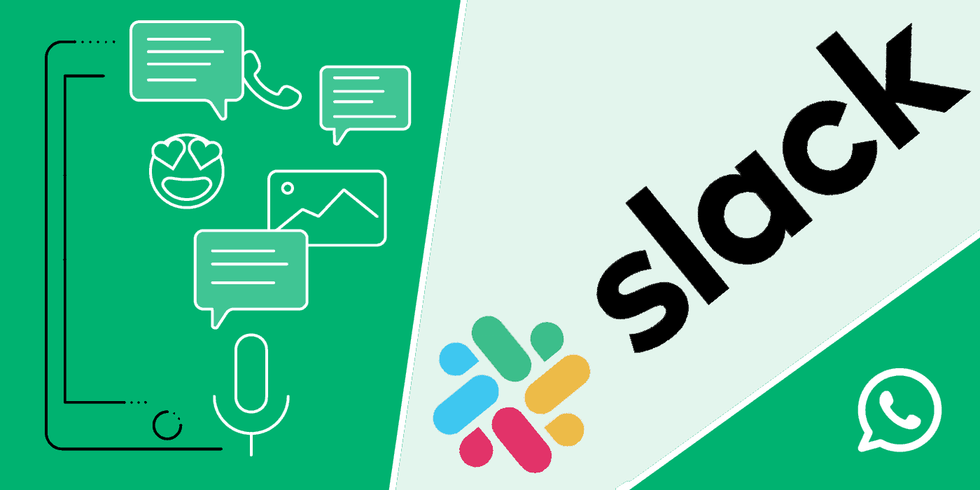 Integrar WhatsApp a Slack