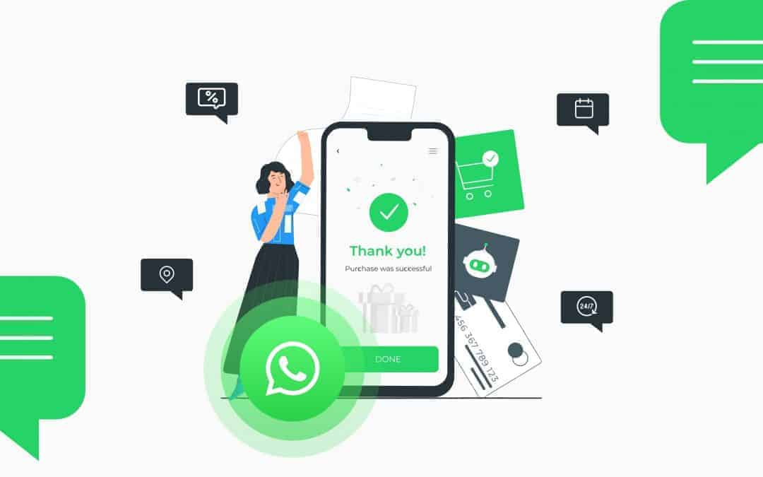 How to use WhatsApp for an e-commerce website [Guide 2020]