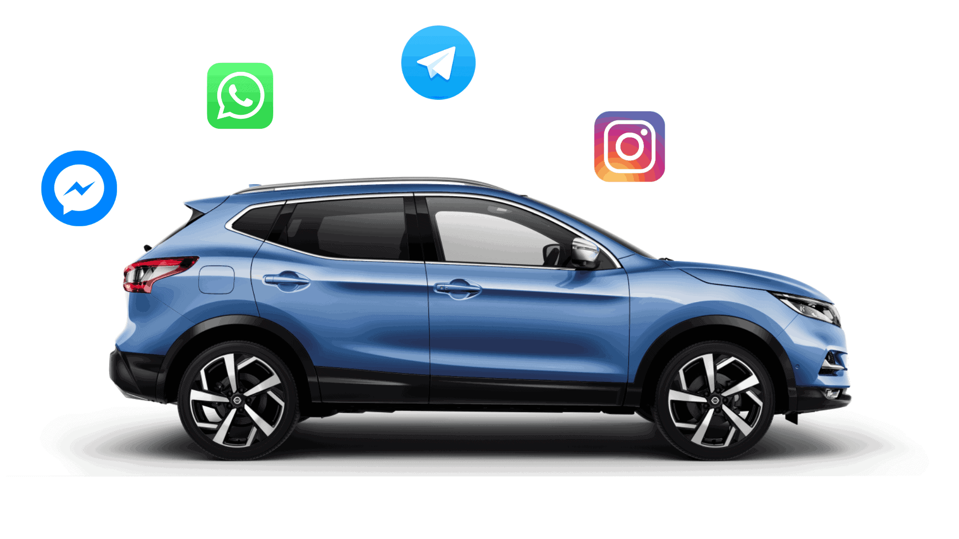 Help Desk WhatsApp & Messengers for Automotive