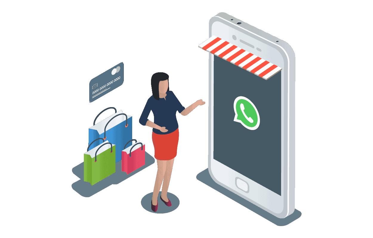 Offrire supporto clienti tramite WhatsApp