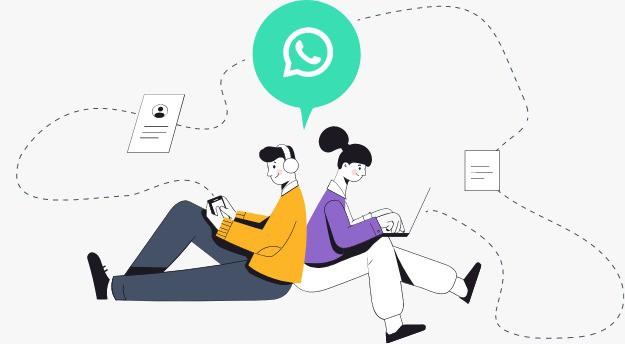 WhatsApp para concessionários