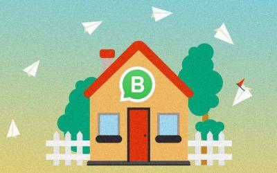 WhatsApp pour les agences immobilières: voici comment l'utiliser