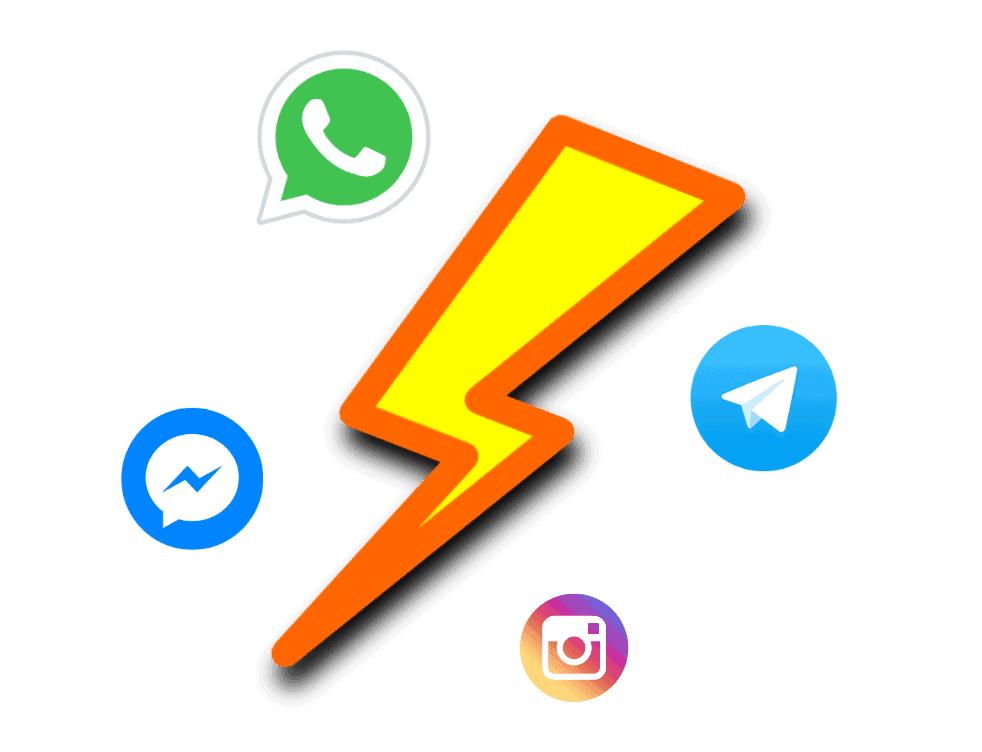 Help Desk WhatsApp & Messengers pour Fournisseurs d'énergie