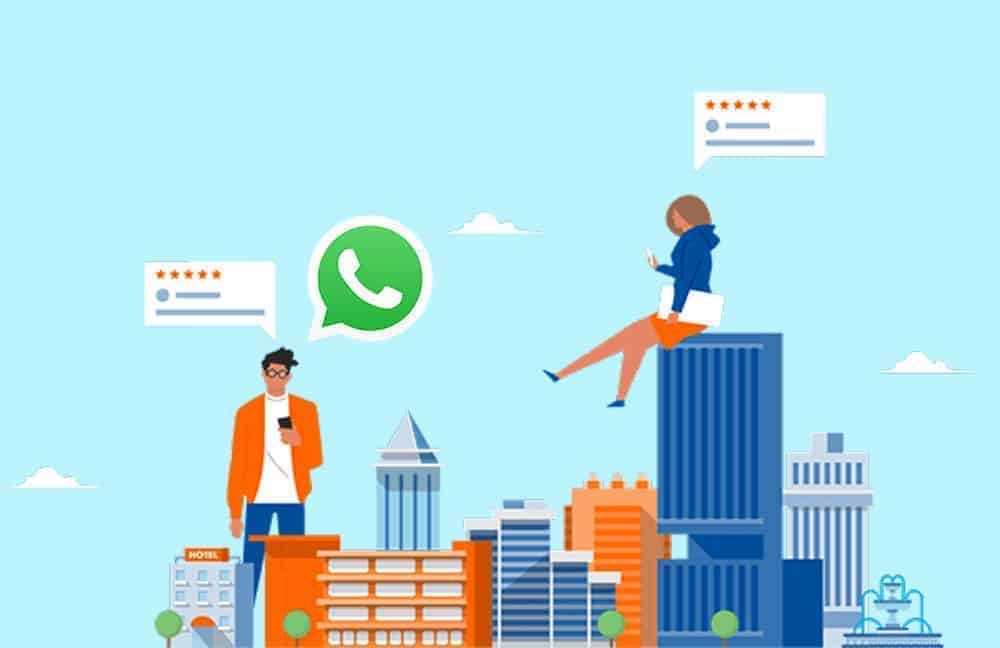 Come utilizzare WhatsApp per Hotel e Resort