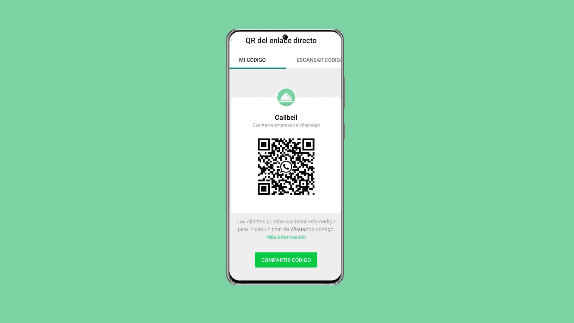 What is a WhatsApp QR code?