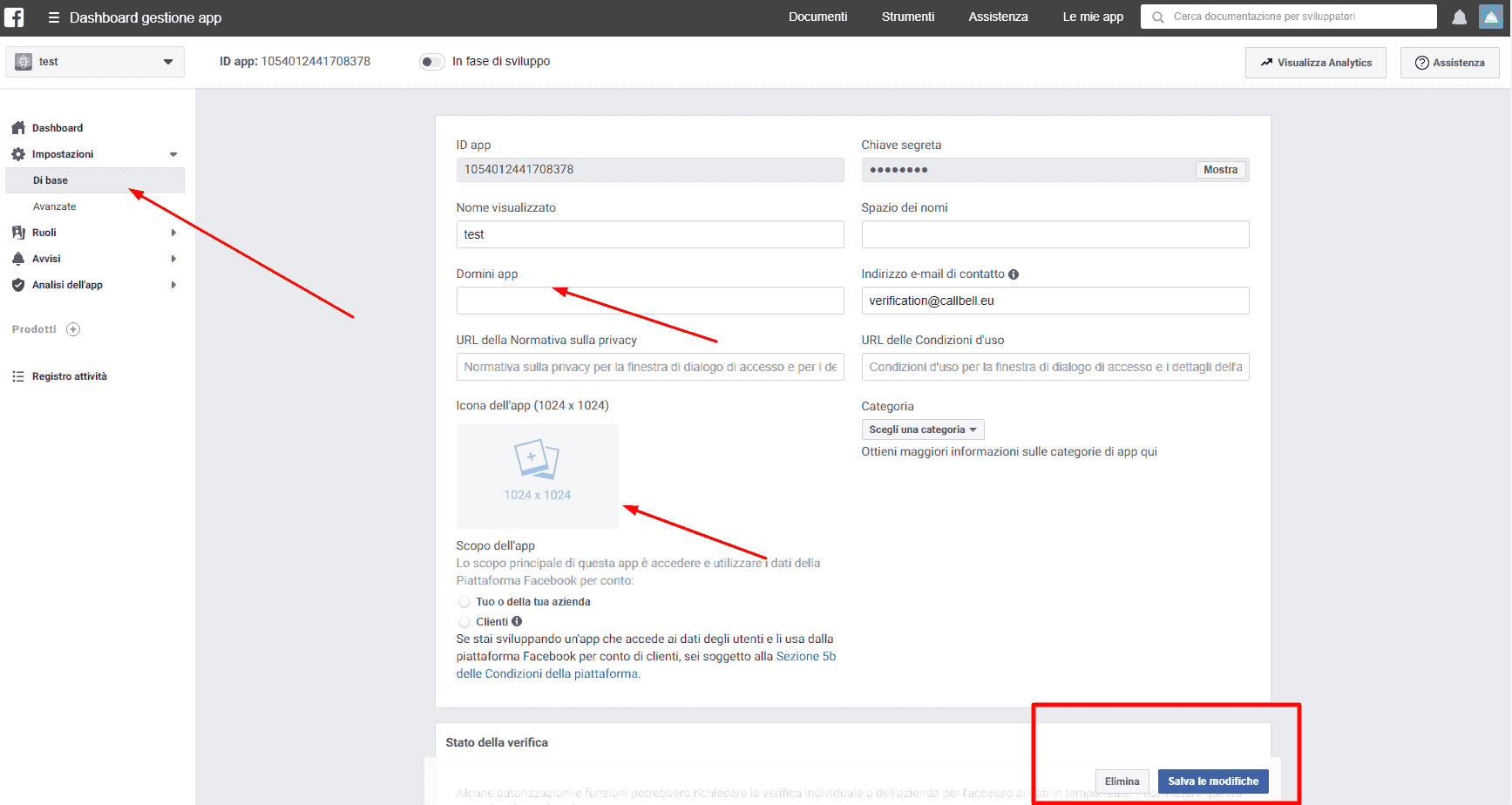 How to verify a Facebook Business Manager account