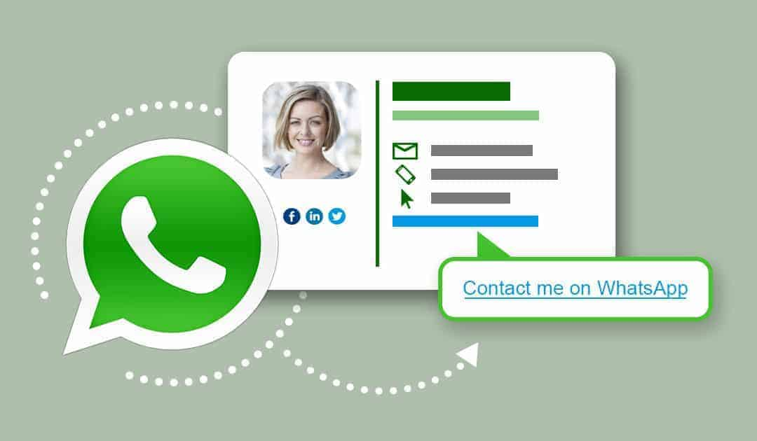 How to create a link with your WhatsApp number [Guide 2021]