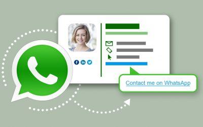 Comment créer un lien avec votre numéro WhatsApp [Guide 2021]