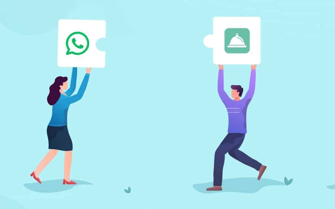 El primer CRM integrado a WhatsApp