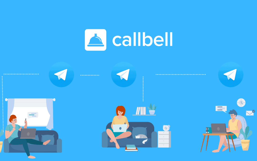 How to use Telegram with multiple users at the same time