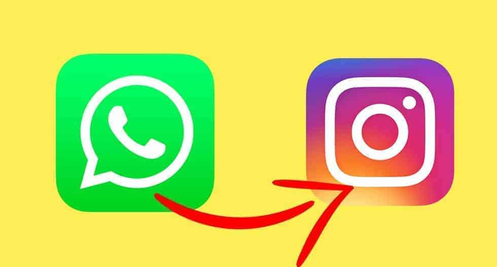 Add WhatsApp to Instagram