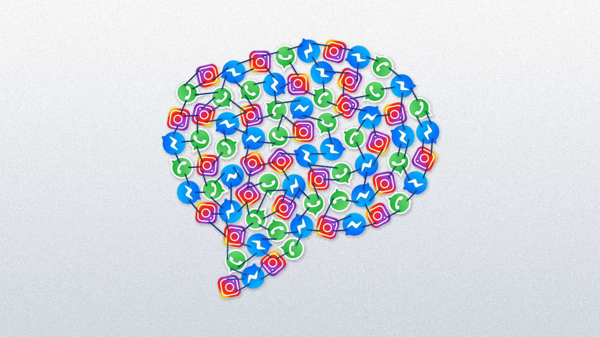 What are the benefits of connecting WhatsApp to Instagram?