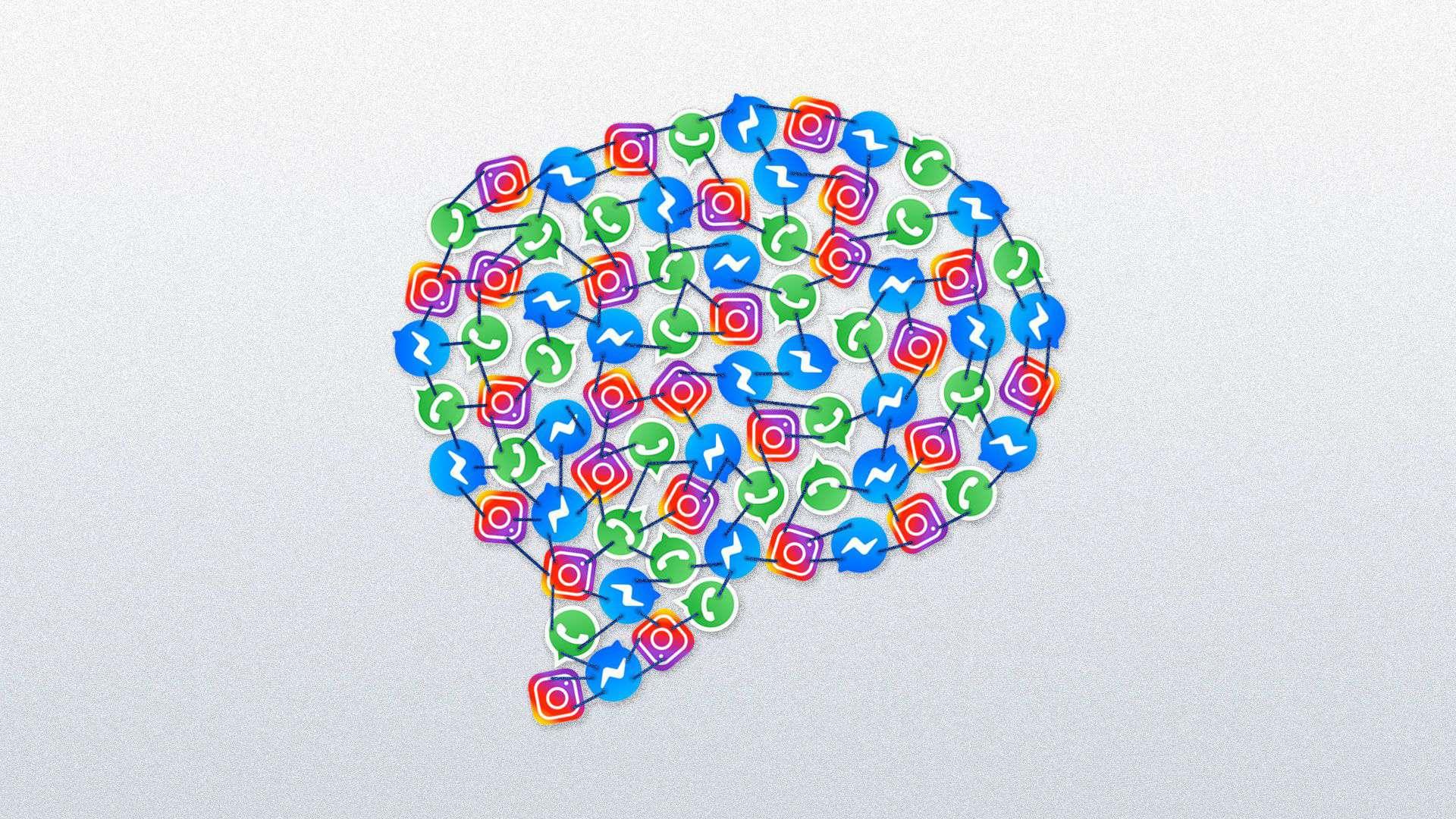 Quais são os benefícios de ligar o WhatsApp ao Instagram?