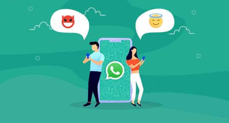 Marketing on WhatsApp for brand