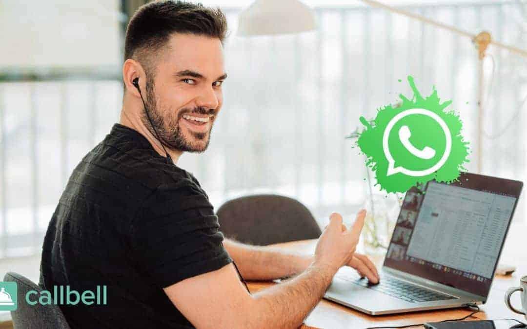 Como reduzir o volume de chamadas inbound com WhatsApp