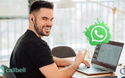 Comment réduire le flux d'appels entrants avec WhatsApp