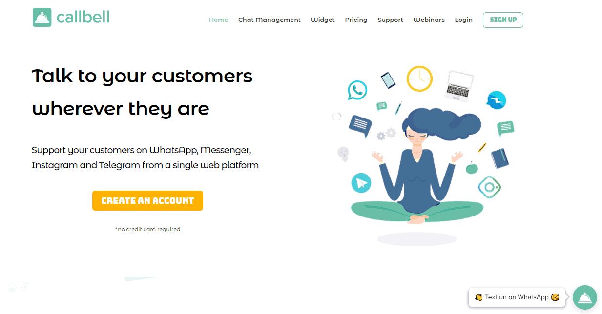 Come creare un solo account WhatsApp per le aziende?