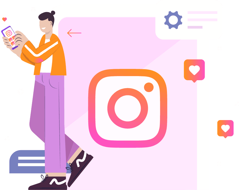 Instagram Direct for teams