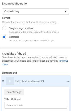Comment créer des ads qui renvoient vers Instagram Direct