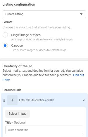How to create ads that link to Instagram Direct