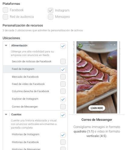 Cómo crear anuncios que abren una conversación en Instagram Direct