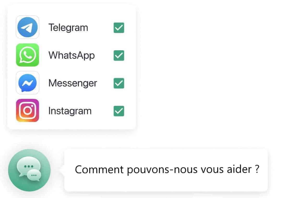 Widget de Chat