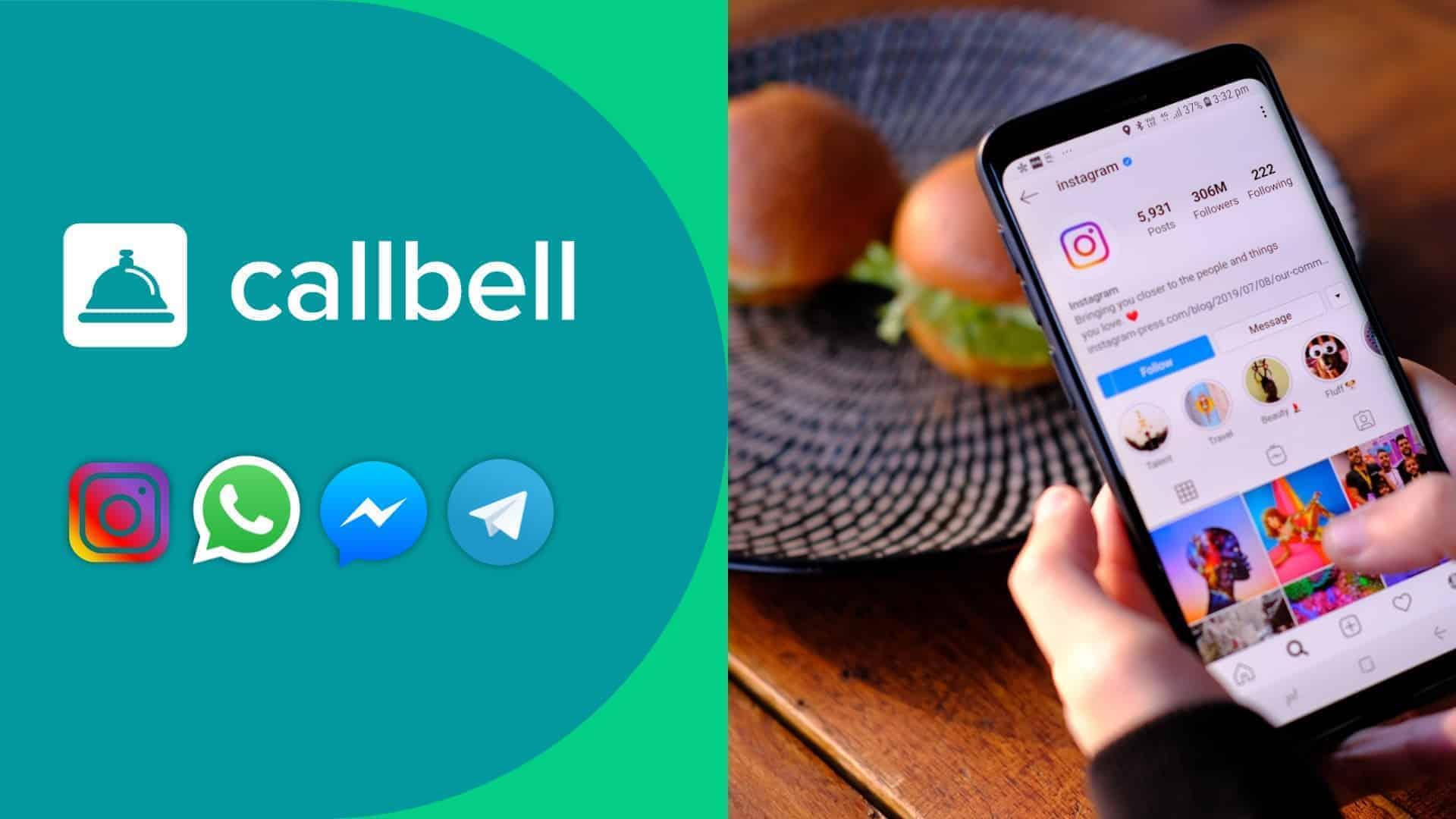 Comment lier Callbell à Instagram?
