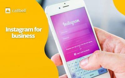 Messaggi di Instagram per le aziende